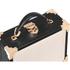 Aspinal of London Women's Mini Trunk Bag - Monochrome: Image 6