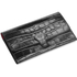 Aspinal of London Travel Wallet - Black Croc: Image 2