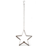 Bark & Blossom Hanging Star Candle Holder: Image 1