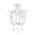 Bark & Blossom Crystal Chandelier: Image 1
