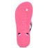 Superdry Women's Scuba Flip Flops - French Navy/Fluro Pink: Image 5