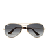 Ray-Ban Large Aviator Sunglasses - Metal Gold: Image 1