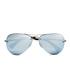 Ray-Ban Aviator Sunglasses - Silver: Image 1