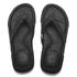 UGG Men's Bennison II Nubuck Flip Flops - Black: Image 1