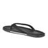 UGG Men's Bennison II Nubuck Flip Flops - Black: Image 4