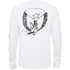 Carhartt X Moodymann Men's Long Sleeve MMC Set U Free T-Shirt - White: Image 2