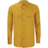 Levi's Vintage Men's Longhorn Long Sleeve Shirt - Yellow: Image 1