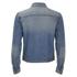 BLK DNM Men's Loose Fitted Denim Jacket - Tinton Blue: Image 2