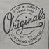 Jack & Jones Men's Originals Tones Sweatshirt - Light Grey Melange: Image 3