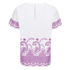 MICHAEL MICHAEL KORS Women's Embroidered Top - White: Image 2