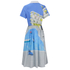 Paul & Joe Sister Women's Parasol Dress - Blue: Image 2