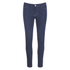 Carhartt Women's Anny Skinny Fit Ankle Jeans - Blue Rinsed: Image 1