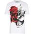 McQ Alexander McQueen Women's Split T-Shirt - Optic White: Image 1