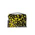 McQ Alexander McQueen Women's Simple Fold Bag - Black/Yellow: Image 1