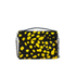 McQ Alexander McQueen Women's Simple Fold Bag - Black/Yellow: Image 5