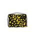 McQ Alexander McQueen Women's Simple Fold Bag - Black/Yellow: Image 5