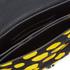 McQ Alexander McQueen Women's Simple Fold Bag - Black/Yellow: Image 4