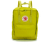Fjallraven Kanken Backpack - Birch Green: Image 1