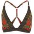 Paolita Women's Golden Gate Metropolitan Bikini Top - Multi: Image 1