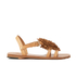 Vivienne Westwood Women's Animal Toe Flat Sandals - Tan: Image 1