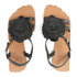 Vivienne Westwood Women's Animal Toe Flat Sandals - Black: Image 2