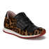 Vivienne Westwood Women's Golf Running Trainers - Pony Leopard: Image 4