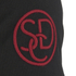 Produkt Men's Embroidered Polo Shirt - Black: Image 4
