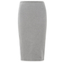 Samsoe & Samsoe Women's Sania Skirt - Grey Grains: Image 1