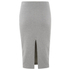 Samsoe & Samsoe Women's Sania Skirt - Grey Grains: Image 3