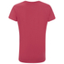 Jack Wolfskin Women's Essential Function T-Shirt - Hibiscus Red: Image 2