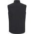 Jack Wolfskin Men's Activate Softshell Vest - Black: Image 2