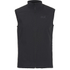 Jack Wolfskin Men's Activate Softshell Vest - Black: Image 1