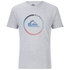 Quiksilver Men's Classic Active Check T-Shirt - Athletic Heather: Image 1