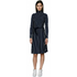 Designers Remix Women's Carrie Dress - Navy/White: Image 2
