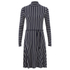 Designers Remix Women's Carrie Dress - Navy/White: Image 1