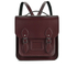 The Cambridge Satchel Company Women's Small Portrait Backpack - Oxblood: Image 1