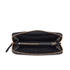 Karl Lagerfeld Women's K/Klassik Zip Around Purse - Black: Image 4