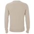 Tommy Hilfiger Men's Cotton Linen Crew Neck Jumper - Oyster: Image 2