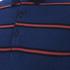 Tommy Hilfiger Men's Barney Striped Polo Shirt - Dark Indigo: Image 3