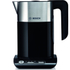 Bosch TWK8633GB Styline Collection Kettle - Black: Image 1