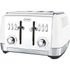Breville VTT762 Strata Collection Toaster - White: Image 1