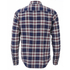 Edwin Men's Labour Herringbone Seersucker Shirt - Blue: Image 2