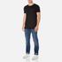 Edwin Men's Double Pack Short Sleeve T-Shirt - Black: Image 5