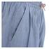 Maison Kitsuné Women's Joyce Chambray Casual Pants - Chambray: Image 4