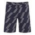 MSGM Men's Print Shorts - Blue: Image 1