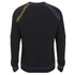 MSGM Men's Stitched Jumper - Black: Image 2