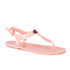 MICHAEL MICHAEL KORS Women's MK Plate Jelly Sandals - Pale Pink: Image 2