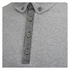 BOSS Orange Men's Playott Placket Trim Polo Shirt - Grey: Image 6
