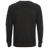 Brave Soul Men's Jacob Zip Sleeved Sweatshirt - Black: Image 2
