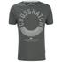 Camiseta Crosshatch Sunrise - Hombre - Negro: Image 1